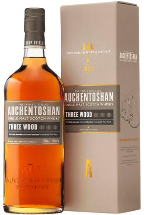 Auchentoshan Three Wood image