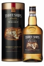 Three Ships Bourbon Cask Finish