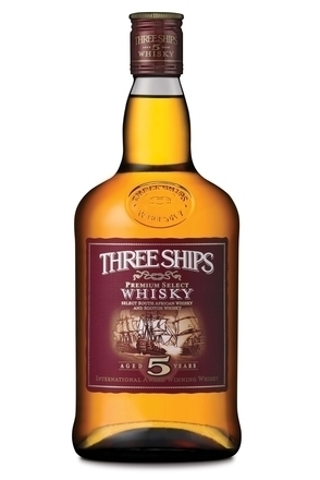Three Ships 5 Year Old