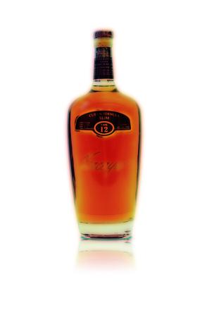 Vizcaya Cask 12 Rum image