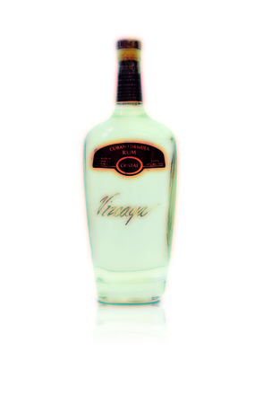 Vizcaya Crystal Cask No. 12 Rum image