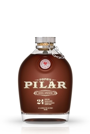 Papa's Pilar 24 Dark Rum image