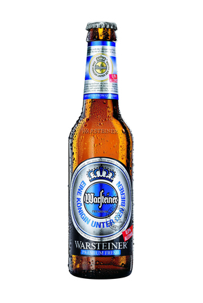 Warsteiner Premium Fresh Alcohol Free Beer image