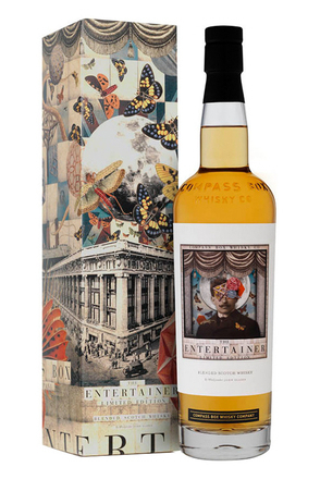 Compass Box The Entertainer image