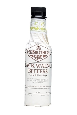 Fee Brothers Black Walnut Bitters image