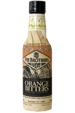Fee Brothers Gin Barrel Aged Orange Bitters image