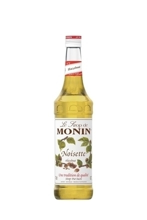 Monin Hazelnut Syrup image