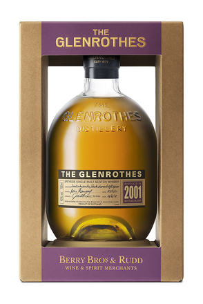The Glenrothes 2001 Vintage (Bottled 2012) image