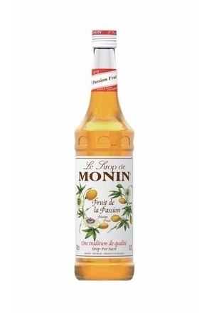 Monin Passion Fruit Syrup image