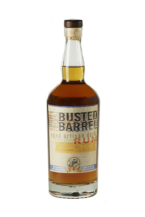 Busted Barrel Dark Rum image