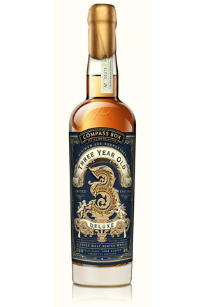 Compass Box 3 Year Old Deluxe image