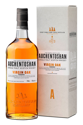 Auchentoshan Virgin Oak image