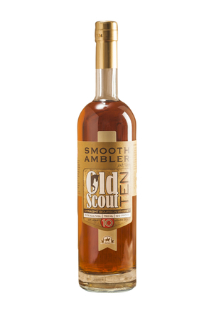 Smooth Ambler Old Scout 10 Year Old