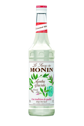 Monin Frosted Mint Syrup image