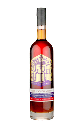 Sacred Spiced English Vermouth image