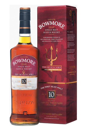 Bowmore The Devil's Cask II image