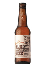 JW Buddy Buddy's Bourbon Flavoured Beer With a h image