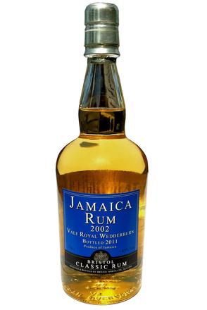 Bristol Classic Rum Vale Royal Wedderburn 2002 image