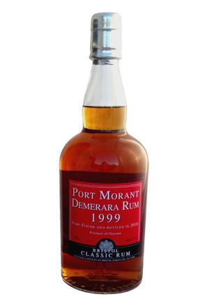 Bristol Classic Rum Port Morrant 1999