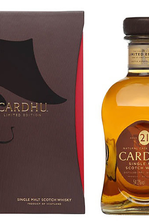 Cardhu 21 Year Old, Distilled 1991