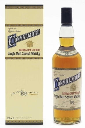 Convalmore 36 Year Old, Distilled 1977