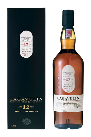 Lagavulin 12 Year Old 12th Release Distilled 1977