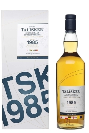 Talisker Distilled 1985 Maritime Edition 27 Year  image