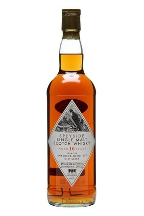 The Whisky Exchange Linkwood 16 Year Old Retro Lab image