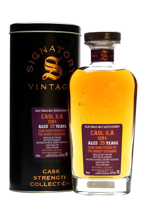 Signatory Caol Ila 1984, Sherry Cask 29 Year Old