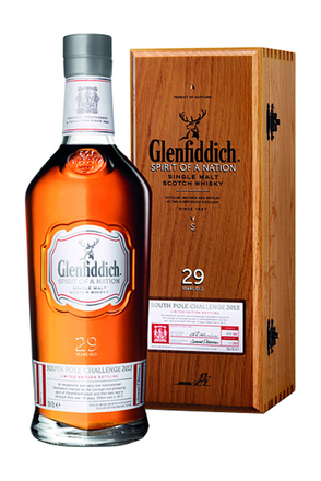 Glenfiddich Spirit of A Nation 29 Year-Old image