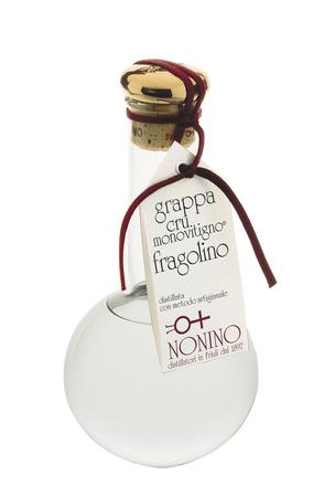 Nonino Grappa Fragolino Cru NV image