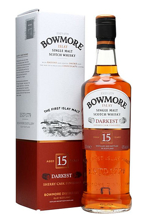 Bowmore Darkest 15yo image