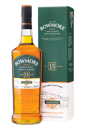 Bowmore Mariner 15 Year Old image