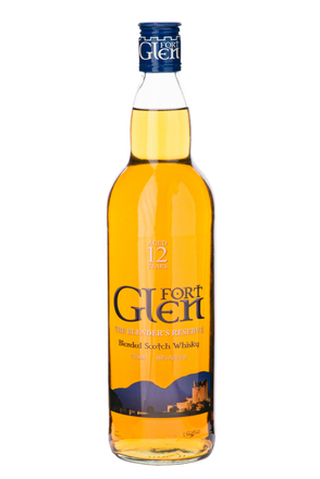 Fort Glen Blender's Reserve 12yo image