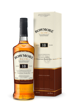 Bowmore 18 Year Old image