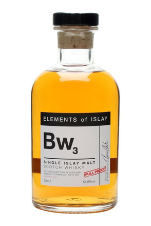 Elements of Islay BW3 Islay Single Malt Whisky image