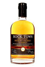 Rock Town Hickory Smoked Whiskey image