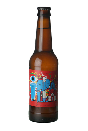 Partizan Indian Citra, Amarillo, Simcoe Pale Ale image