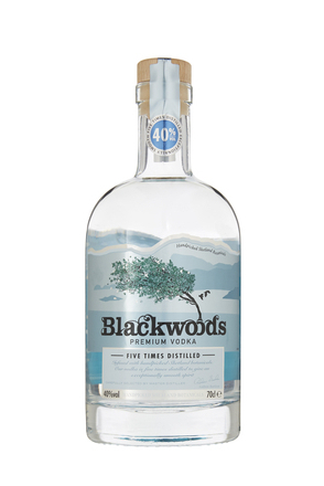 Blackwoods Vodka image