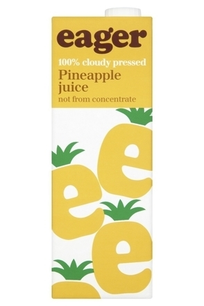 Eager Pineapple Juice image