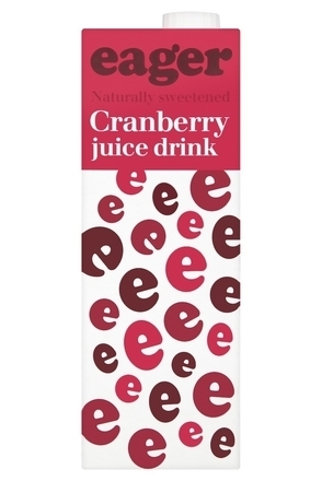 Eager Cranberry Juice image