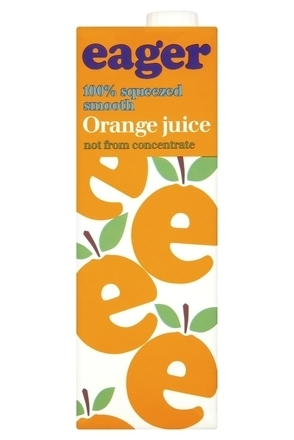 Eager Smooth Orange Juice image