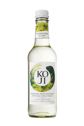 Koji Elderflower & Lime image