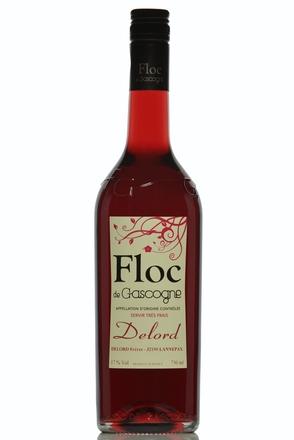 Delord Rouge Floc de Gascogne image