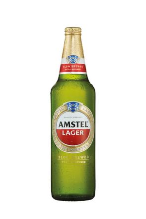 Amstel Lager image