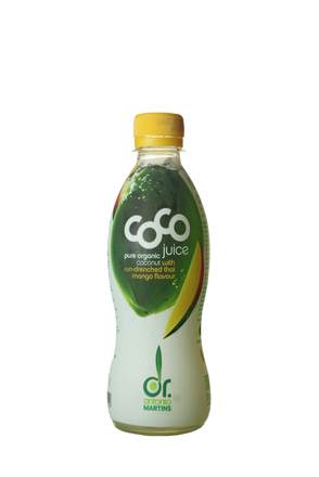 Coco Pure Coconut with Thai Mango Flavour