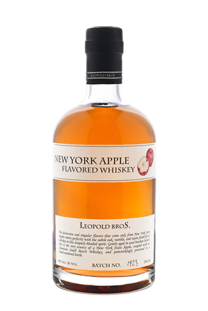 Leopold Bros. NY Apple Flavoured Whiskey image
