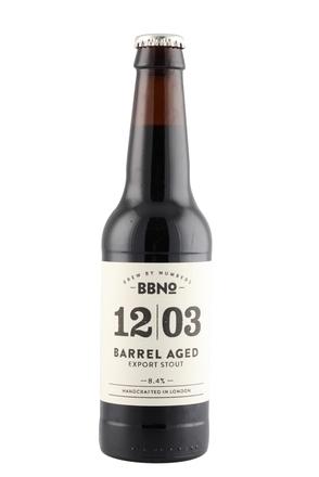 BBNo. 12|03 Barrel Aged Export Stout image