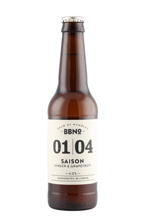 BBNo. 01|04 Saison Ginger & Grapefruit