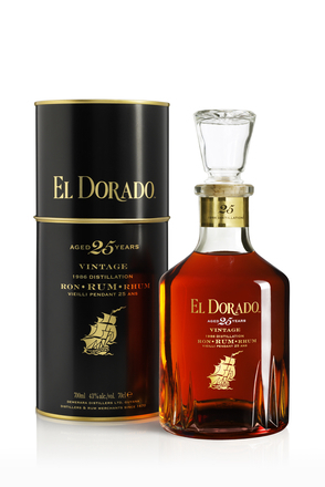 El Dorado 25 Year Old